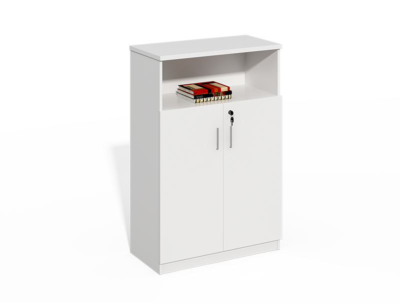 White Office Storage Cupboard For Sale CF-LY0812A