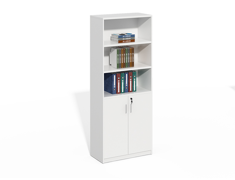 Wholesale Openshelf+2 swing doors file cabinet with shelves CF-LY0820B
