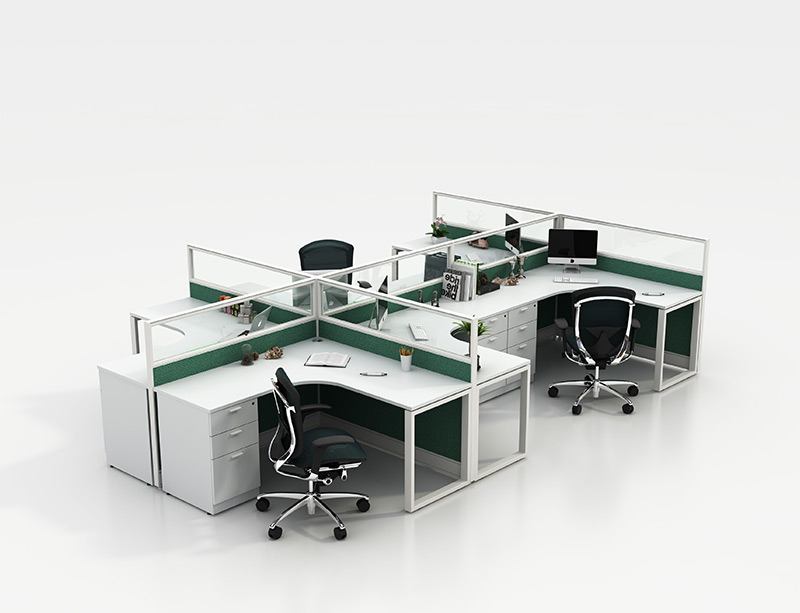 Full Height Workstation&Desk Screen Partition